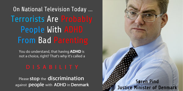 Terrorists Are Probably People With ADHD
